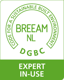Methorst Bouwadvies is Breeam Expert